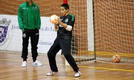 Sporting CP Futsal estreia jovem de 17 anos na equipa principal!
