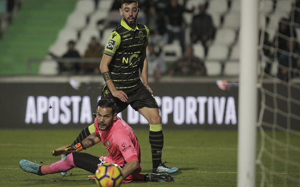 Por falar em defesas decisivas… Cristiano vs Sporting, aos 87 minutos (video)