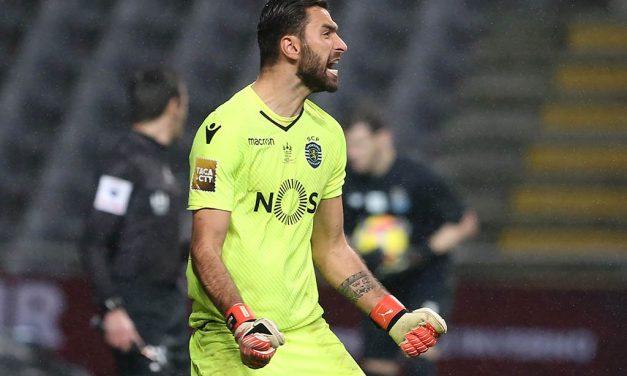 O desempate por penaltis – Sporting x Porto. Rui Patrício vs Iker Casillas (video)