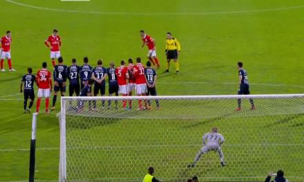 Filipe Mendes vs Benfica: Pensamentos dúbios numa exibição extremada na interpretação