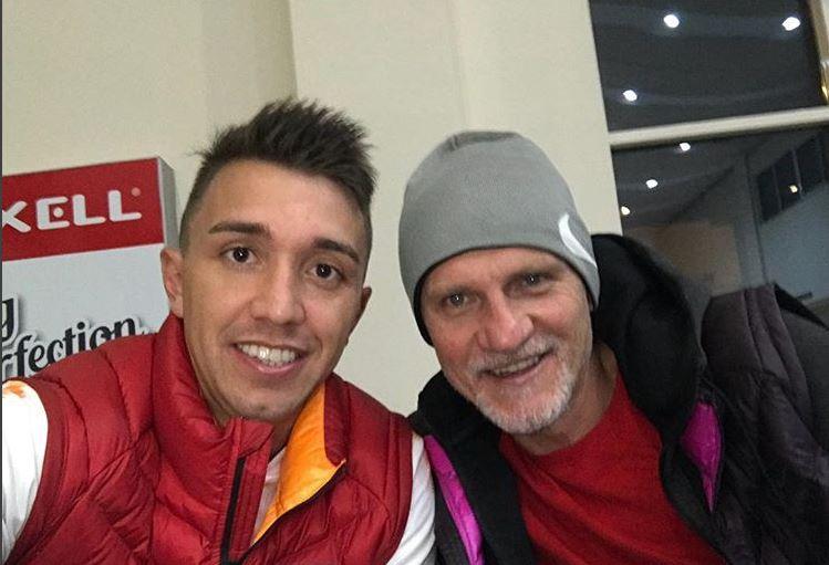Muslera e Taffarel novamente juntos no Galatasaray. E esta foi a mensagem do guardião…