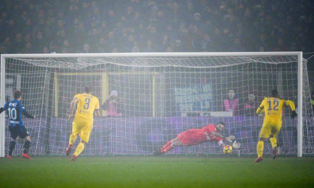 Buffon regressa à baliza 2 meses depois… e é decisivo na Taça de Itália! (video)