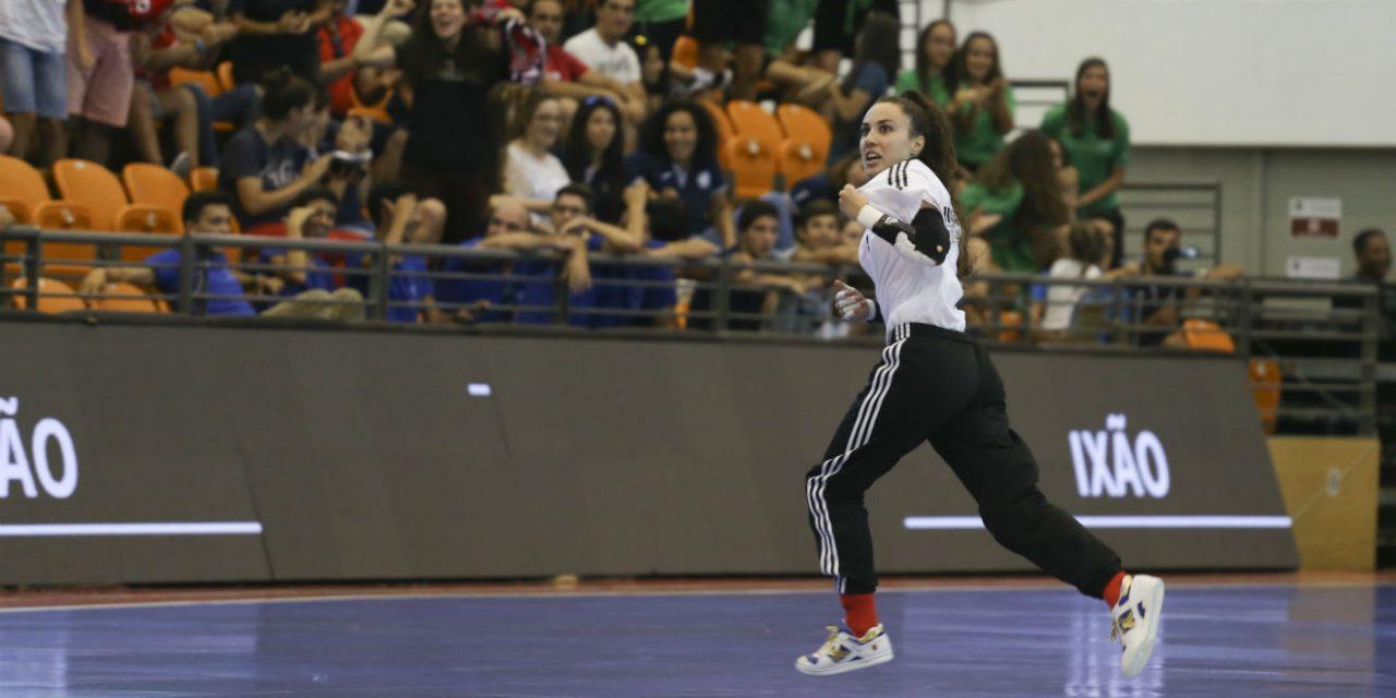 (Futsal) Catarina Pereira (novamente) no topo mundial. É a 2a melhor do mundo!