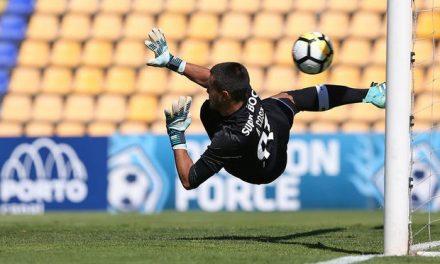 Duas jornadas seguidas a defender penaltis. Eis Diogo Costa, FC Porto B! (video)