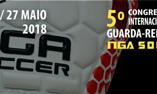 A Última Barreira é parceira do 5ºCongresso Internacional de Guarda-Redes – NGA Soccer!