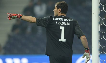 100 jogos de Iker Casillas no FC Porto!