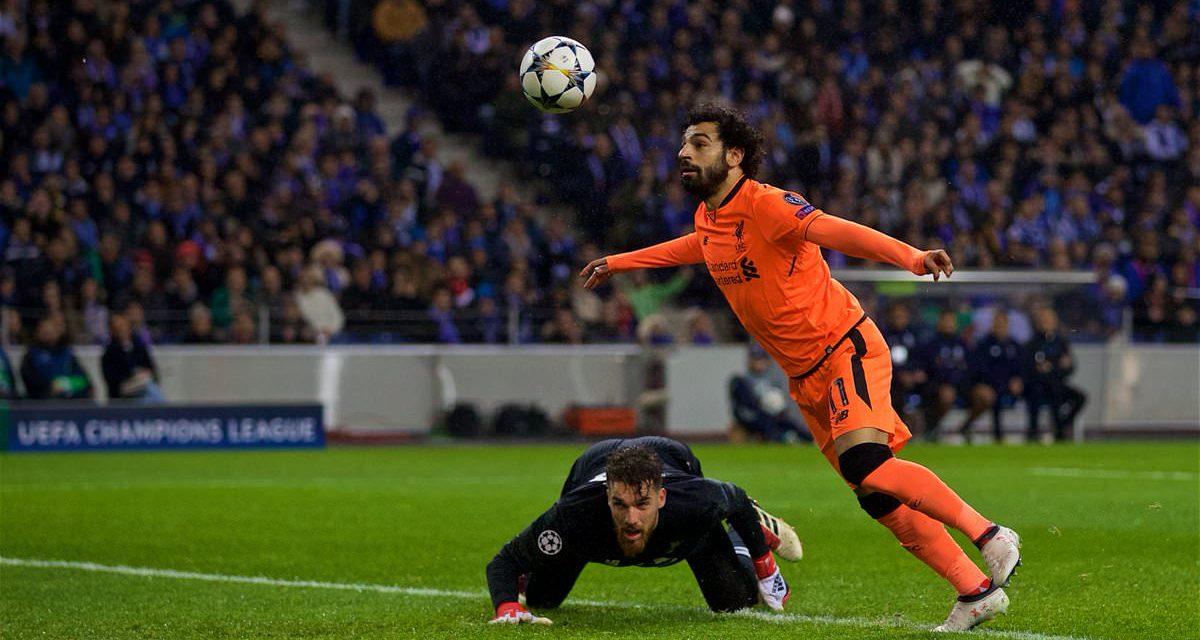 """Problemas na interpretação do jogo… e falta de """"gelo"""". José Sá vs Liverpool (video)"""