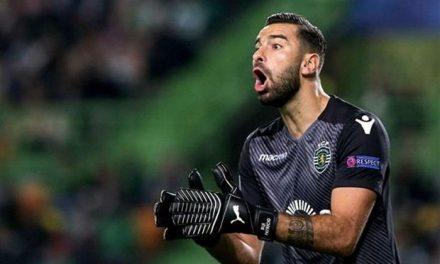 """""""Ruiiiii!"""" de novo! Desta vez contra o Moreirense (video)"""