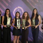 Rute Costa repete distinção no 11 do Ano do Futebol Feminino, em Portugal!