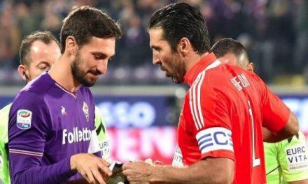 """""""A tua filha pequena merece saber o grande homem que eras"""" – A mensagem de Buffon a Astori"""