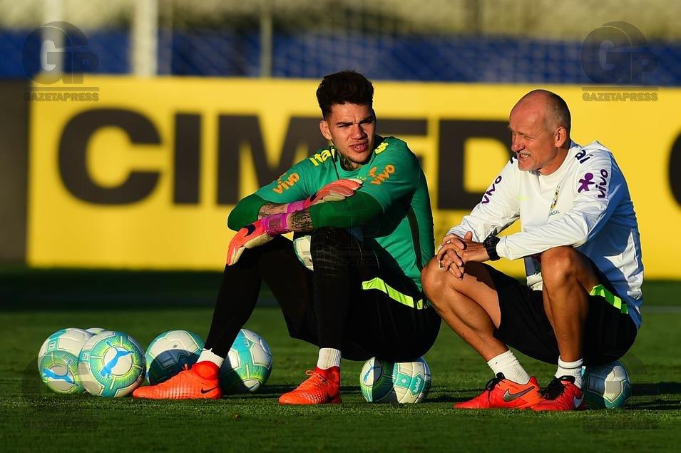 Taffarel fala sobre Ederson Moraes… no melhor e no que há para corrigir!