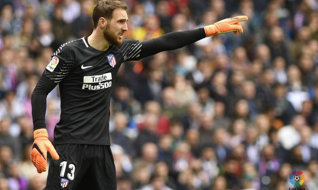 "O especialista em livres directos?! Eis Oblak no ""derby"" de Madrid! (video)"