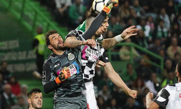 A brutal exibição de Vagner em Alvalade que só não evitou o penalty sofrido (video)