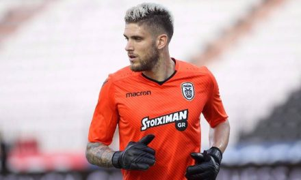 19# Paschalakis (PAOK) – O grego que interessa ao Sporting para suceder uma lenda viva do clube (video)