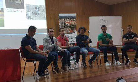 III Conferência Treino de Guarda-Redes de Futebol em Poiares (parte 1)