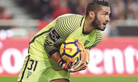 Sai Pedro Alves… entra José Moreira! Eis a troca de guardiões na 2a liga!