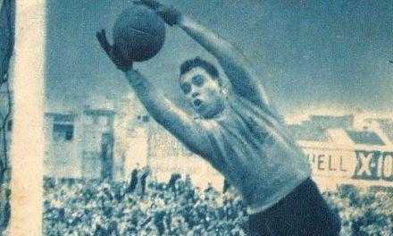 """Os guardiões portugueses nos Mundiais: 1966, o """"Magriço"""" José Pereira (1)"""