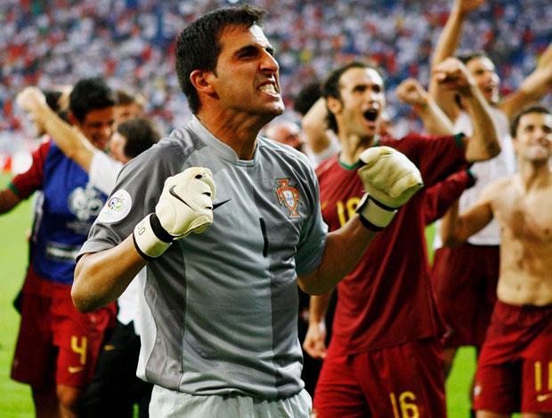 Os guardiões portugueses nos Mundiais: 2006, Ricardo Pereira (4)