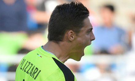 Plizzari em grande estreia pela Itália no Europeu sub19! (video)
