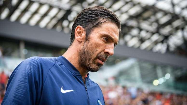 As críticas a Gigi Buffon nesta pré-época farão sentido? A análise ao contexto e a nível individual…