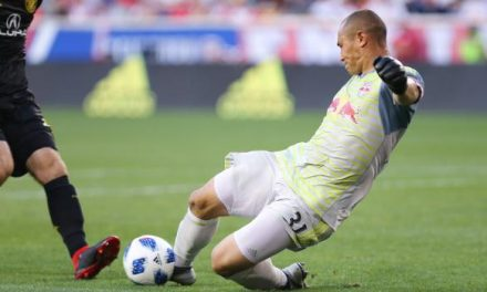 O incrível controlo de profundidade de Luis Robles na MLS (video)