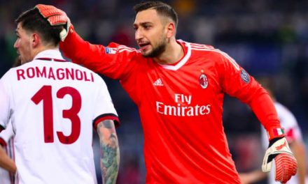 "A ""superlativa"" pré-época de Gigi Donnarumma no AC Milan (video)"