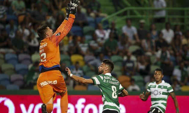 """Caio Secco e um recorde na liga. O atleticismo, o posicionamento alto… o """"shot-stopper"""" (video)"""
