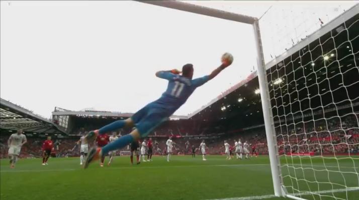 A defesa brutal de Rui Patrício em Manchester… em que a cada repetição, parece melhor! (VIDEO)