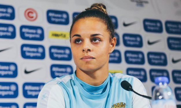 A primeira conquista do Futebol Feminino do SC Braga… tem as mãos de Rute Costa!