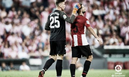 Saiu Arrizabalaga? Sem problema… há Unai Simon! A nova promessa da baliza do Athletic a parar o Real Madrid! (VIDEO)