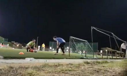 TREINO: Tem vontade de treinar e melhorar? É bem-vindo. A experiência de um treino de guarda-redes diferente…