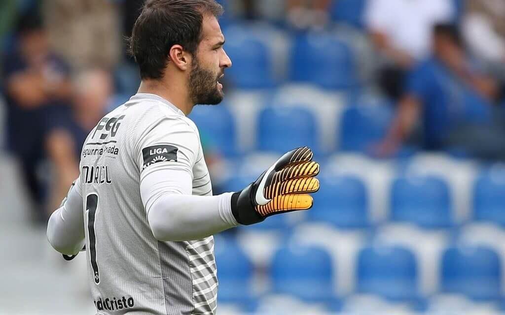 Diz o jardineiro que Muriel ainda está a defender tudo no Jamor contra o Benfica (VIDEO)