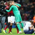 """World-Class"" De Gea perfomance vs Tottenham (VIDEO)"