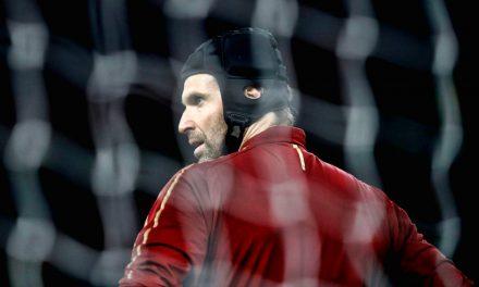"""O """"adeus"""" a uma lenda das balizas… Petr Cech termina a carreira em 2019."""