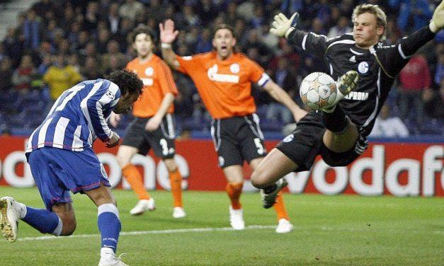 Faz 11 anos… que Manuel Neuer se mostrava ao mundo. E logo em Portugal… (VIDEO)