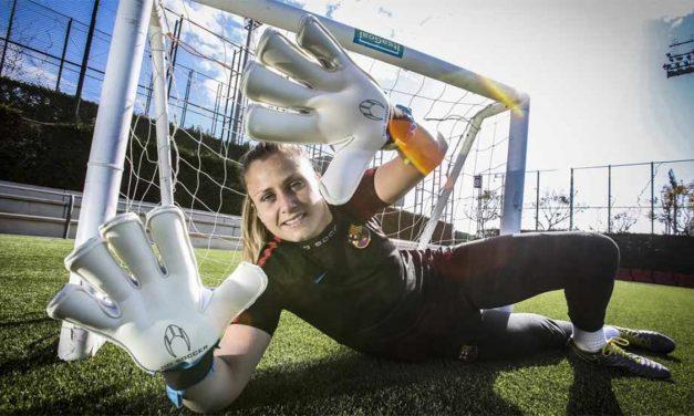 Sandra Paños: uma defesa que ajuda a levar o Barça à Final da Champions Feminina! (VIDEO)