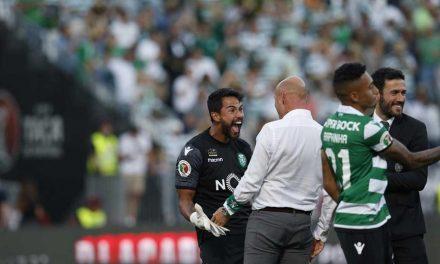 Desde 2018, o Sporting CP venceu 6 (!) desempates por penaltis. Sorte ou… trabalho? (VIDEO)