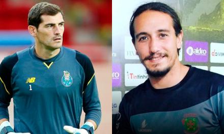 Prémios Ligas Portugal: Ricardo Ribeiro (duas seguidas) e Iker Casillas – os melhores em 18/19!