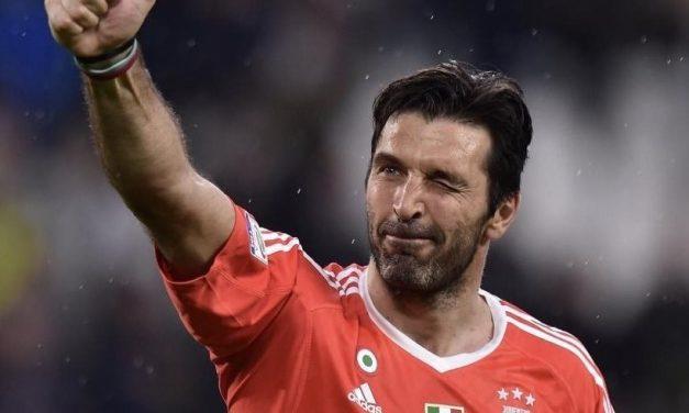 Os 3 penaltis defendidos por Buffon vs Inter na pré época… aos 41 anos de idade! (VIDEO)
