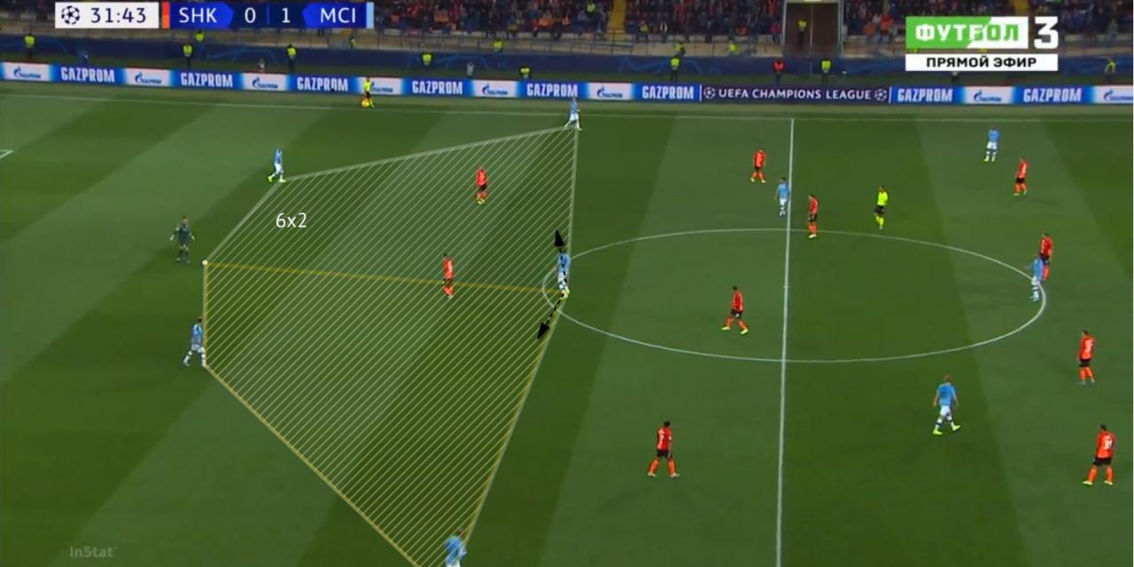 Uma nova construção ofensiva, desde o GR, por Pep Guardiola? GR fora da área a marcar ritmos e o início das jogadas (VIDEO)