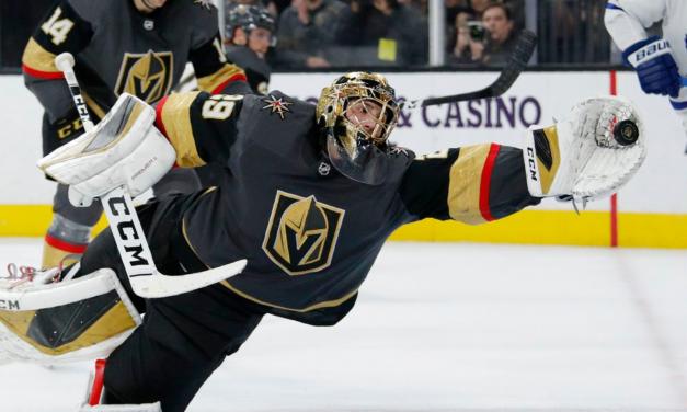 NHL: Numa modalidade propícia a intervenções épicas… eis uma inacreditável! (VIDEO)