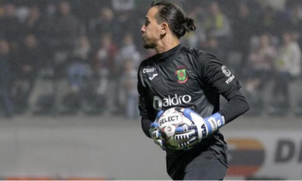 Na liga, Ricardo Ribeiro (Paços Ferreira) não sofre golos há 4 jornadas seguidas! (VIDEO)
